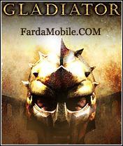 بازی موبایل  و جدید GLADIATOR به صورت جاوا برای گوشی موبایل